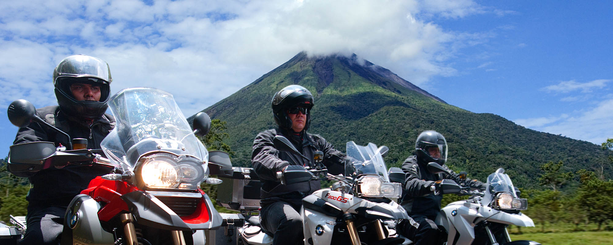 Costa Rica BMW Tours Partner